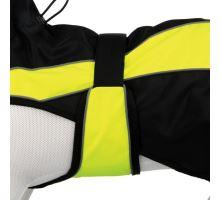 Reflexní obleček SAFETY černo-žlutý