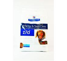 Hill's Can. Z/D Ultra Alergen Free Dry Mini 1,5kg