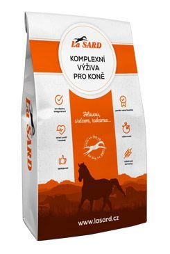 Krmivo koně LaSARD Müsli Probio 15kg