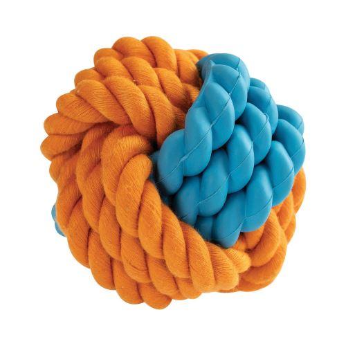 Kombinovaný Monty míč přírodní guma a bavlna HipHop