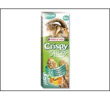 Tyčinky VERSELE-LAGA Crispy s exotickým ovocem pro křečky a veverky 110g  VÝPRODEJ