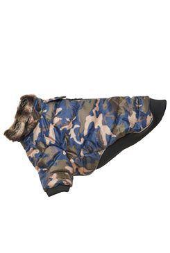 Obleček Winter Country Camouflage BUSTER