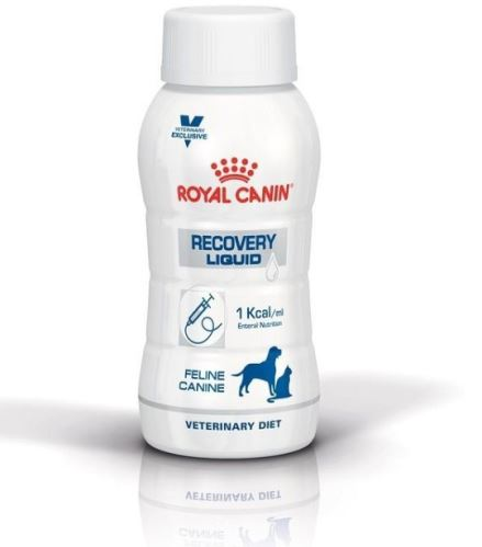 Royal Canin VD Recovery Liquid 3x0,2L