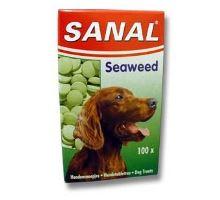 Sanal pes Seaweed s mořskou řasou a vitamíny 100tbl