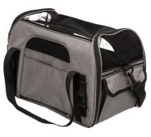 Cestovní taška ETHAN 25 × 33 × 50 cm, nylon, šedá