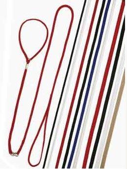 Vodítko nylon Předváděcí popruh červený KARLIE