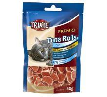 PREMIO Tuna Rolls 50 g - s tuňákem a kuřecím masem