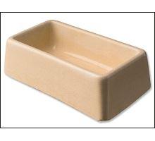Miska betonová obdélníková 1ks