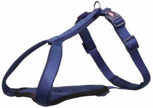 Premium Y-postroj 60-70cm/20mm (M-L), - indigo