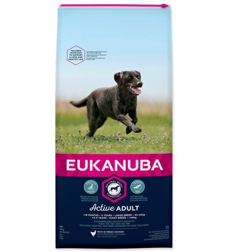EUKANUBA Adult Large 15kg