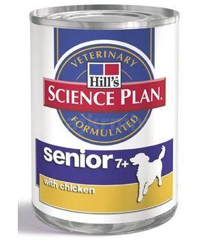 Hill's Canine konzerva Senior 370g