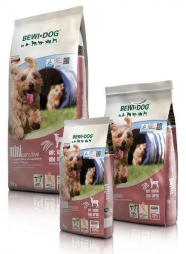 Bewi Dog Mini Sensitive with lamb and millet