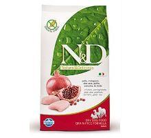 N&D Grain Free DOG Adult Mini Chicken&Pomegranate