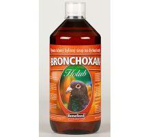 Bronchoxan pro holuby bylinný sirup
