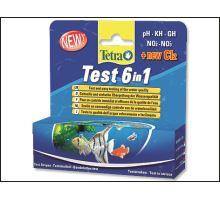Tetra Test 6 in 1 25ks