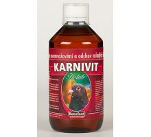 KARNIVIT (Aquakar) holubi 500ml