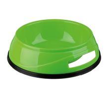 Plastová HEAVY miska s gumovým okrajem 0,3 l / 12 cm  VÝPRODEJ