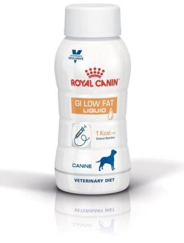 Royal Canin VD Canine GI Low Fat Liquid 3x0,2L