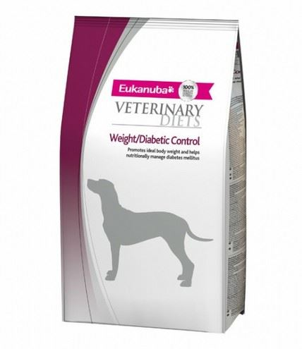 Eukanuba VD Dog Glucose/Weight/Diabetic Control