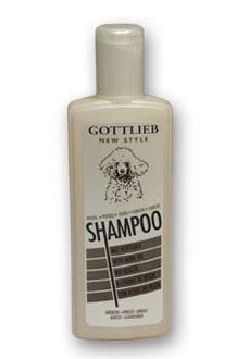 Gottlieb šampón s makadamovým olejem Apricot 300ml