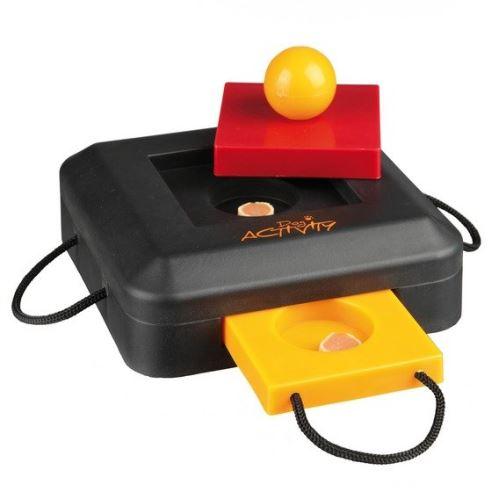 Dog Activity - GAMBLE BOX - krabička se šuplíky 15x9x15 cm  VÝPRODEJ