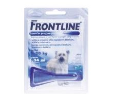 Frontline Spot-On Dog M sol 1x1,34ml
