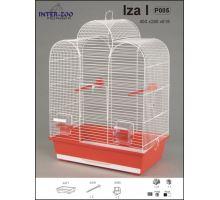 Klec IZA I. - chrom 450x280x600