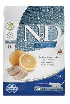 N&D OCEAN CAT GF Adult Herring & Orange