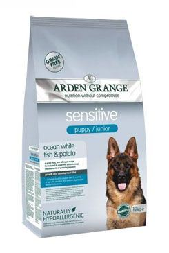 Arden Grange Puppy/Junior Sensitive Ocean Fish