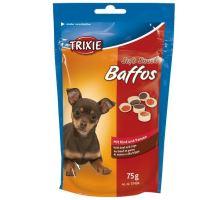 Soft Snack BAFFOS - mini kolečka hovězí, dršťky 75g