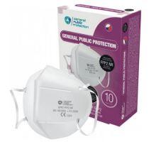 General Public Protection respirátor FFP2 100 ks + DOPRAVA ZDARMA