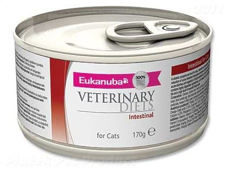 Eukanuba VD Cat Intestinal