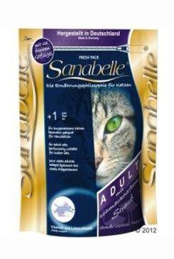 Bosch Cat Sanabelle Adult Pštros