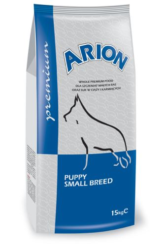 Arion Puppy Small Breed Lamb & Rice 20kg