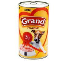 GRAND konzerva pes