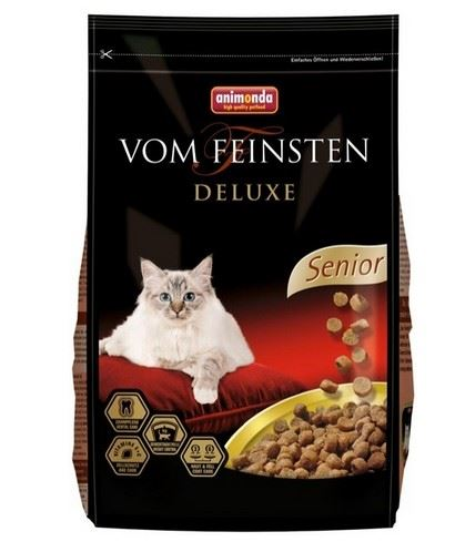 ANIMONDA granule Vom Feinsten DeLUXE Senior