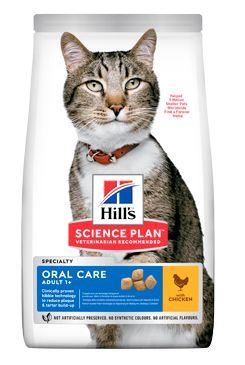 Hill's Feline Dry Adult Oral Care Chicken