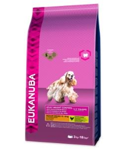 Eukanuba Adult Medium Light / Weight Control