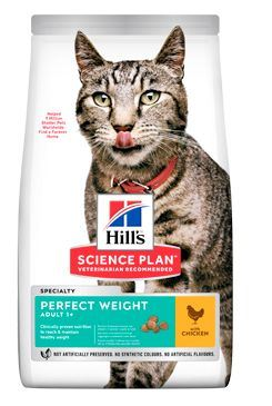 Hill's Feline Dry Adult Perfect Weight Chicken