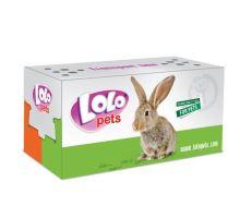 LOLOPets kartonová krabička na transport velká 27x13x13 cm