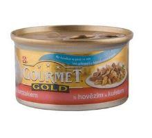 Gourmet Gold konzerva kočka