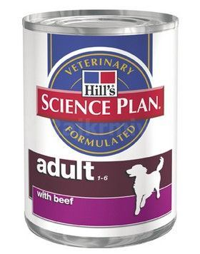 Hill's Canine konzerva Adult