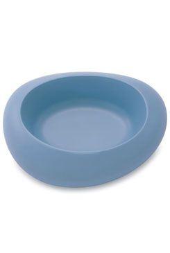 Miska plast pes designová modrá