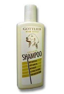 Gottlieb šampón s makadamovým olejem štěně 300ml