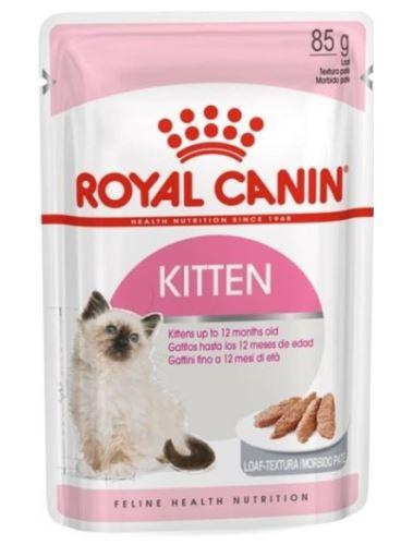 Royal Canin Feline kaps. Kitten Instinctive Loaf paštika 85g