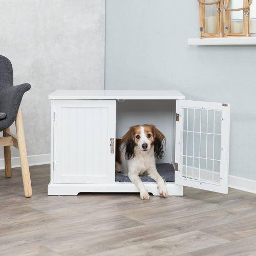 Home Kennel - bouda/pelíšek bílá