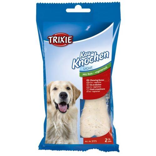 Vegetariánské žvýkací kosti s rýží 2 ks/125 g