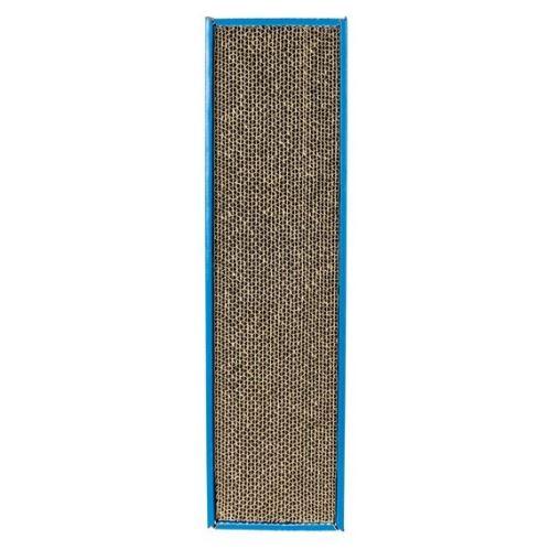 Škrábací karton SCRATCHY s catnipem 13x48cm