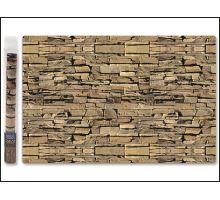 Pozadí tapeta kamená zeď 100 x 50 cm 1ks