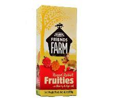 Supreme Tiny Farm Snack Russel Fruitees králík 120g